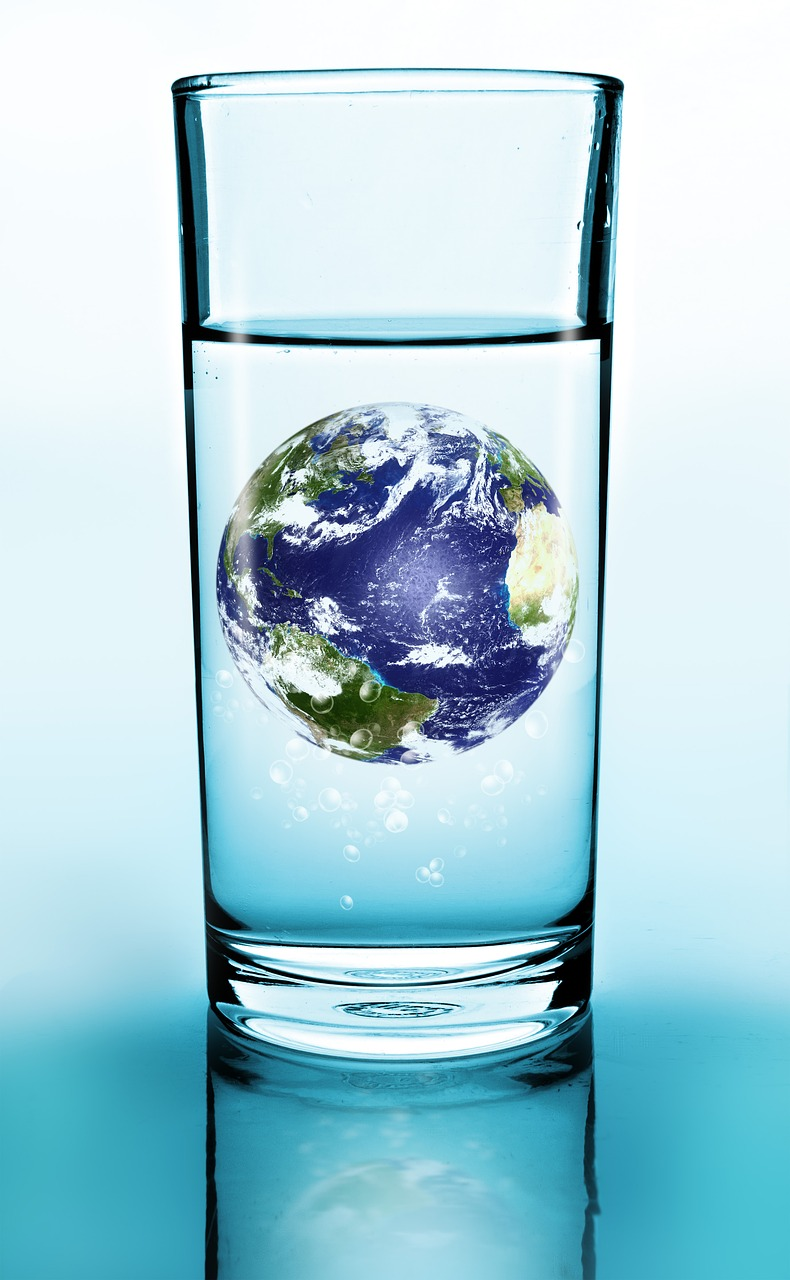 How Much Water Is There On Earth? - Ocean, Fresh Water & Drinkable Water