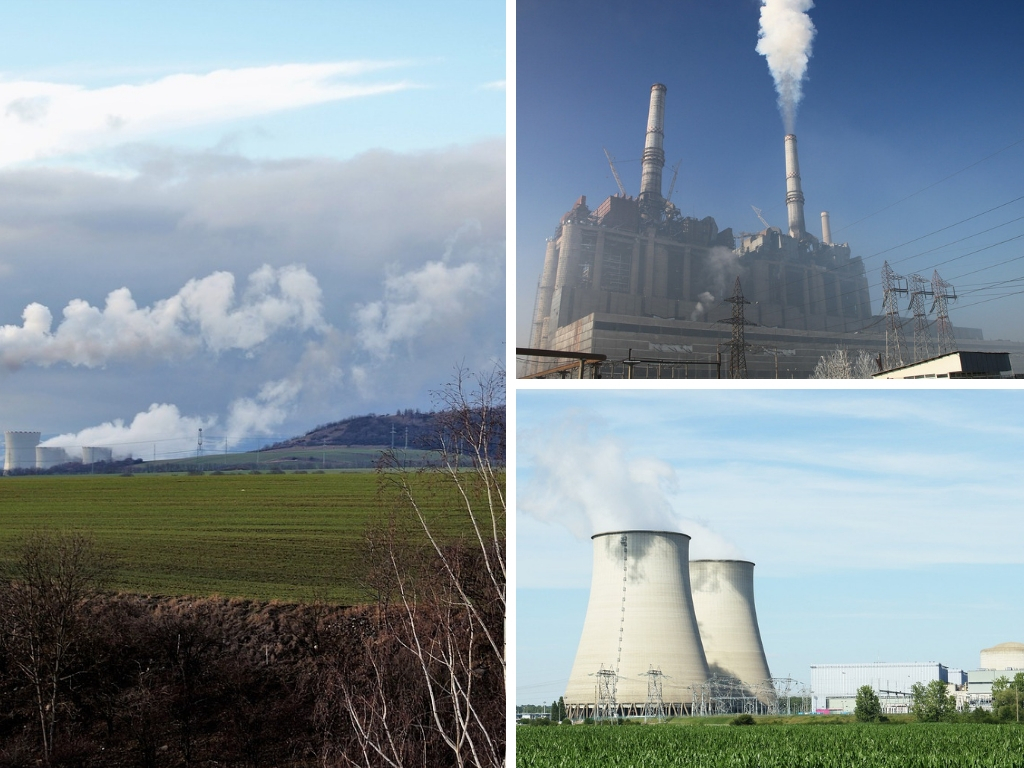 Impact Of Energy & Electricity Production On The Environment