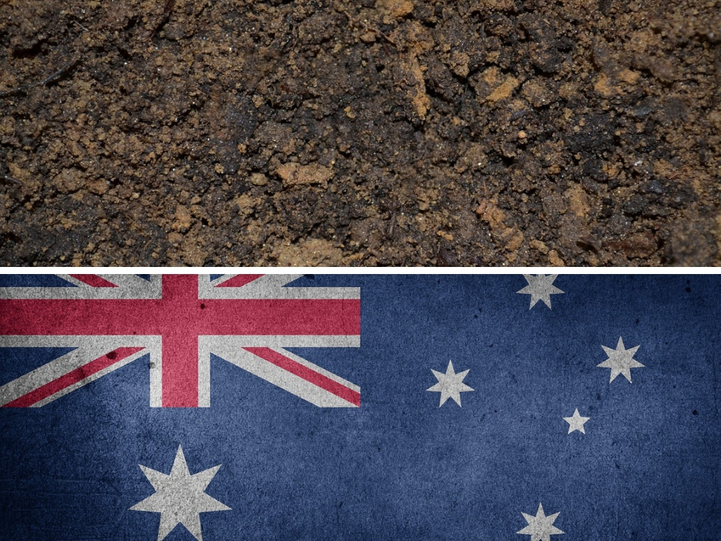 Soils Found In Each State In Australia, & What They're Each Good For, Or Used For