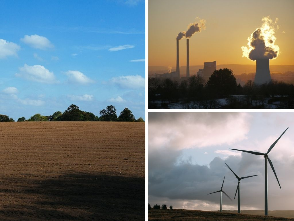 Renewables Might Have A Smaller Land Footprint, & Be Better For Land Than Fossil Fuels