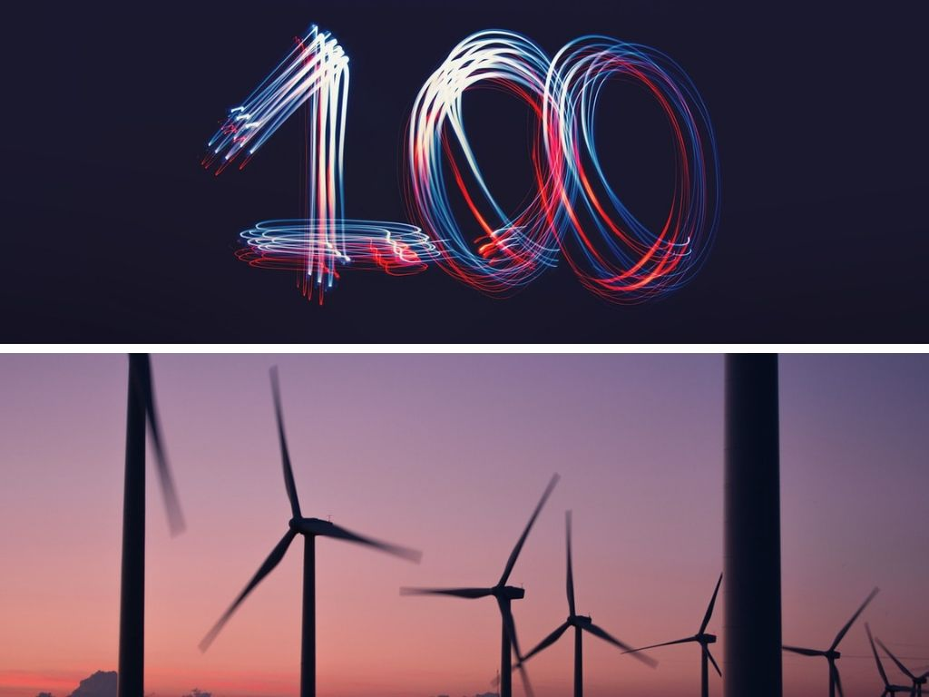 A Guide On 100% Renewable Energy (What It Is, Whether It's Possible, Countries, Cities, By 2030, By 2050 + More)