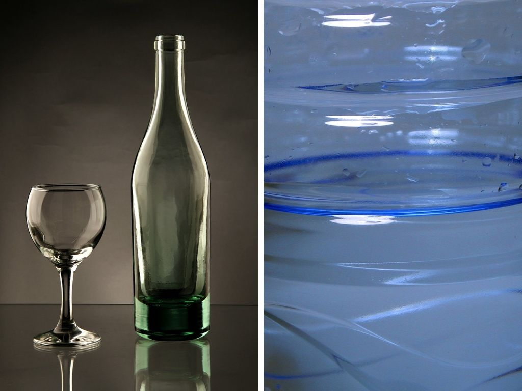 Is Glass More Sustainable Than Plastic? (Glass vs Plastic Comparison)