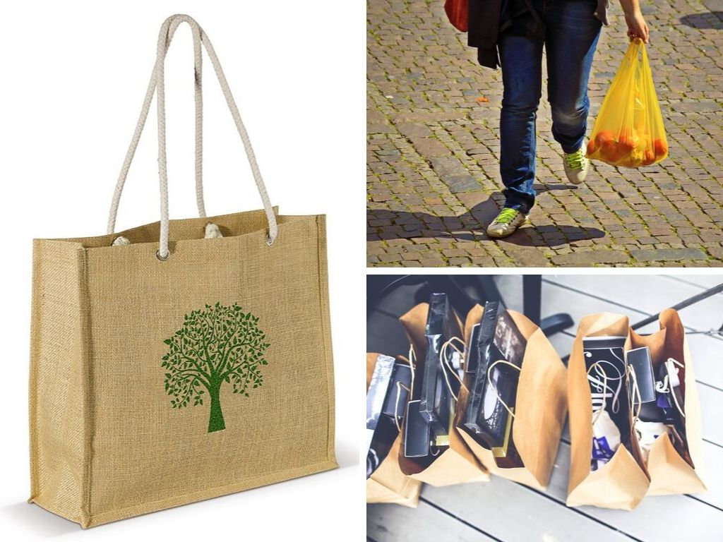 Plastic vs Paper vs Cotton vs Other Reusable Bags: Comparison, & Which Is Best?
